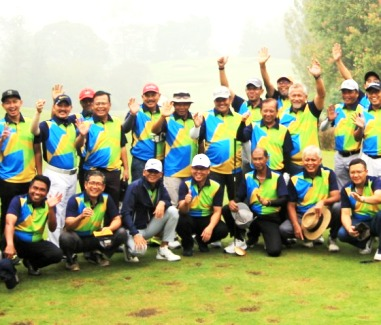 TROBOS Golf Tournament Ke-9 Digelar di Bandung