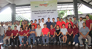 Farmsco Bina Hubungan Baik dengan Pelanggan