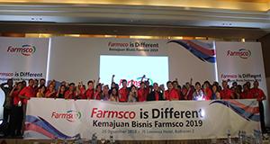Kemajuan Bisnis Farmsco 2019