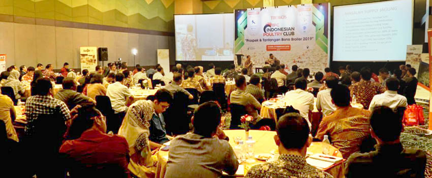 TCOMM Kembali Menggelar Indonesian Poultry Club 2019