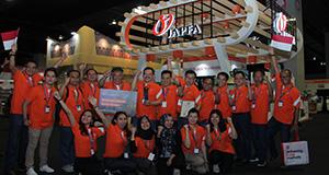 Produk Unggulan JAPFA di Pameran Halal Internasional