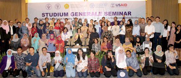 Sosialisasi AMR untuk Dokter Hewan Lapangan