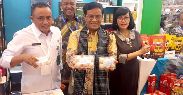 Promosi UMKM dan Produk Ekspor Peternakan