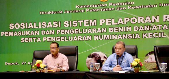 Permohonan Rekomendasi Ekspor PKH Mendapat Prioritas