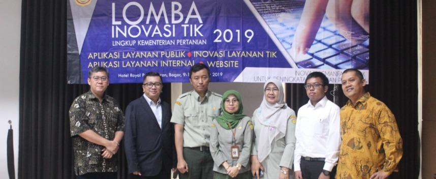 Aplikasi Layanan Online Ditjen PKH Masuk Nominasi TIK 2019
