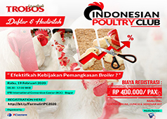 Indonesian Poultry Club 2020