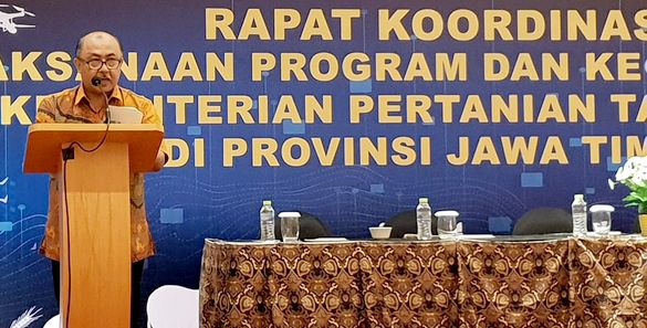Akselerasikan Program Prioritas Pertanian