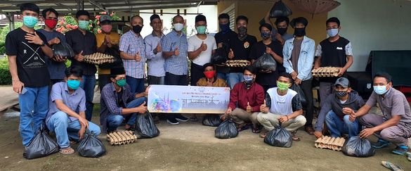 ISPI Banten Bantu Komponen Masyarakat Perunggasan Terdampak Pandemi