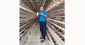 Suplemen Herbal Tingkatkan Imunitas Ayam