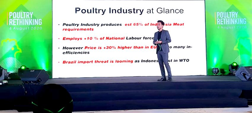 Sierad Produce Gelar Public Expose 'Poultry Rethinking'