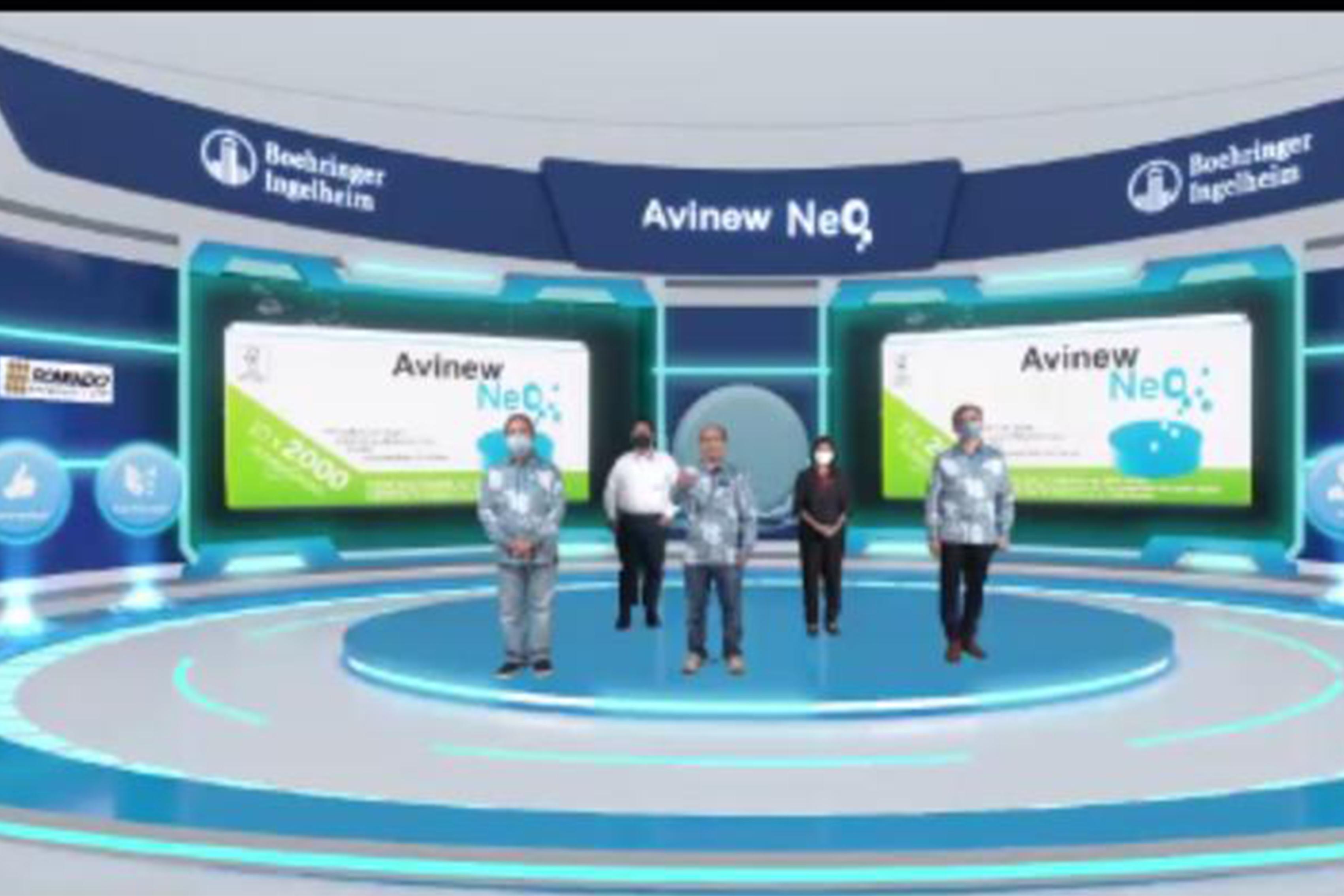 Solusi Terbaik Mengendalikan ND dengan Avinew NeO