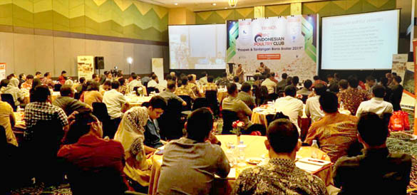 TCOMM Kembali Menggelar Indonesian Poultry Club 2019