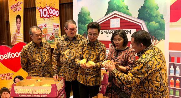 Target Tumbuh Dua Digit, Sierad Bangun Smart Poultry Farming dan Gandeng Startup