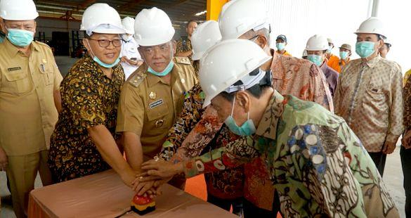 JAPFA Resmi Operasikan Pabrik Baru di Deli Serdang