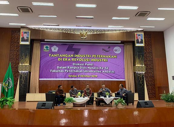 Fapet Unand Gelar Seminar Tantangan Peternakan di Era 4.0