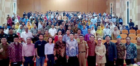 ISPI Bahas Desa Mandiri di Kalimantan barat