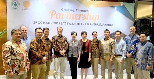 Gathering Hybro Indonesia dan Ayam Manggis