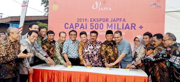 Nilai Ekspor Japfa Tembus Rp 500 Miliar