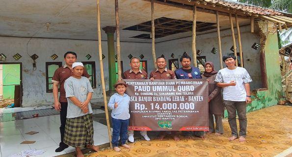Hanter Kembali Bantu Korban Banjir