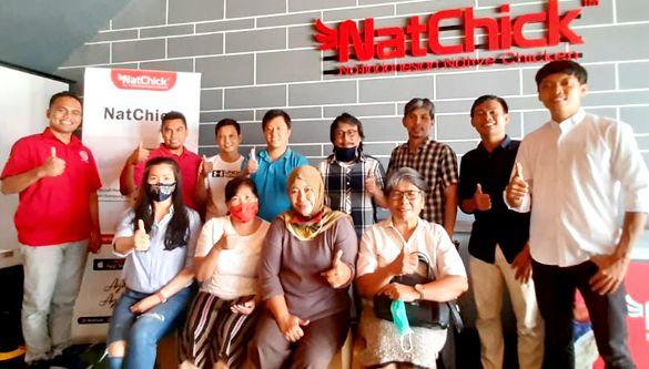NatChick Luncurkan Aplikasi Penjualan Produk Ayam Lokal