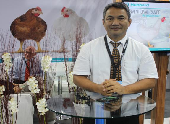Suryo Suryanta: Menjaga Persistensi Produksi Telur