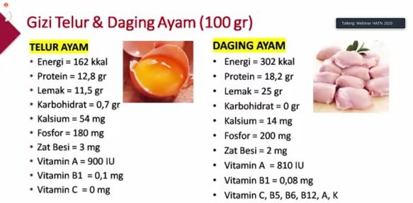 Telur Ayam, Menyehatkan dan Bikin Awet Muda